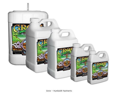 Grow - Humboldt Nutrients (Multiple Sizes)