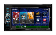 Kenwood (DNX691HD) 2-Din Navigation System with Bluetooth and HD Radio