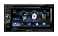 Kenwood (DDX5901HD) In-Dash 2-Din Monitor Receiver with Built-in Bluetooth and HD Radio