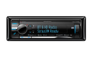 Kenwood (KDC-X998) CD Receiver with Built-in Bluetooth and HD Radio