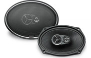 "Kenwood (KFC-X693) 6"" x 9"" 3-way car speakers"