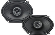 "Kenwood (KFC-X683c) 6""x8"" 2-way car speakers"