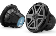 "M880-CCX-SG-TB - JL Audio 8.8"" 125 Watt Marine Cockpit Coaxial Speakers"
