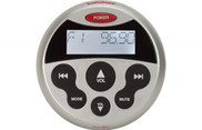 Rockford Fosgate RFXMR3 Waterproof Wired Remote With Digital Display
