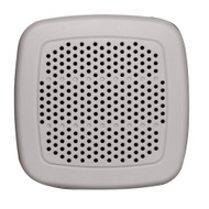 Poly-Planar Rectangular Spa Speaker - Light Gray