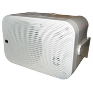 PolyPlanar Box Speakers - (Pair) White