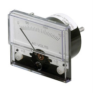 Paneltronics Analog AC Voltmeter - 0-150VAC - 2-1/2