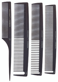 Carbon Comb Stylist 4-Pack