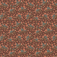 Bethel - Packed Mini Floral - Brown