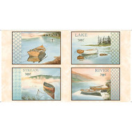 Tranquility - Water Scenic Picture Patches