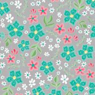 Flora Main Gray
