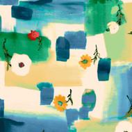Delia - Watercolor Patches