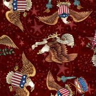 American Pride - Eagle Toss