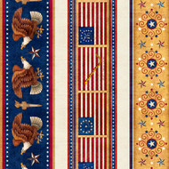 American Pride - Patriotic Multi Stripe