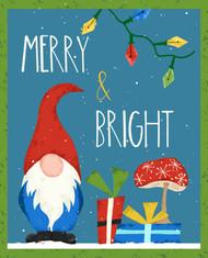 Merry & Bright Panel