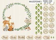 Watch Me Grow - Milestone Panel