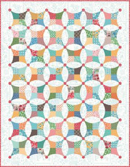 Flea Market Windows Boxed Quilt Kit