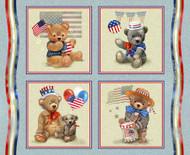 Teddys America - Continuous Block
