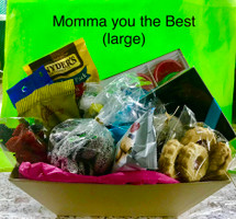 Momma You The Best Basket  (Large)