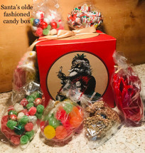Santa's Olde Fashioned Candy Box