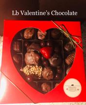 1 Lb. Valentine's Chocolate Box