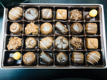 1 lb Box Chocolates
