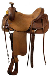 "16"" Showman™ Roper Saddle"