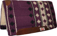 "Showman 36"" x 34"" 100% New Zealand Wool Cutter Style Pad in Assorted Colors"