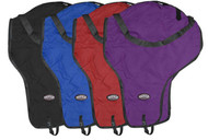 Showman ® Western saddle carry case with strap.