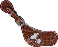 Showman™ Ladies Barrel Racer Spur Straps