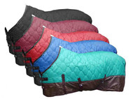 Showman ® 420 Denier Quilted Nylon Blanket