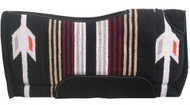 "32"" x 32"" Navajo Felt Bottom Saddle Pad."