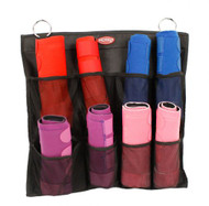 Showman ® Nylon 8 pocket boot organizer.