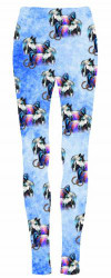 """Dreamcatcher Horses"" leggings."