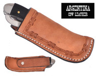 Showman ® Argentina Cow Leather Knife Sheath..