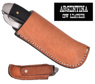 Showman ® Argentina Cow Leather Knife Sheath...