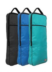 Showman ® Premium nylon halter & bridle bag.