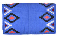 "33"" x 38"" 100% Wool Saddle Blanket.."