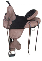 "16"" Double T Treeless Saddle.."
