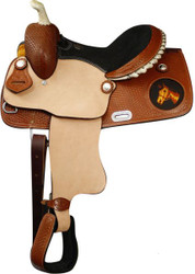"13"" Double T Youth/Childrens Western Saddle"