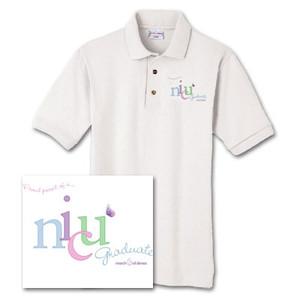 March of Dimes NICU Parent Unisex Polo Shirt
