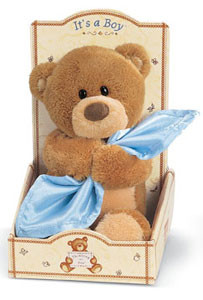It's a Boy Teddy FREE Shipping!