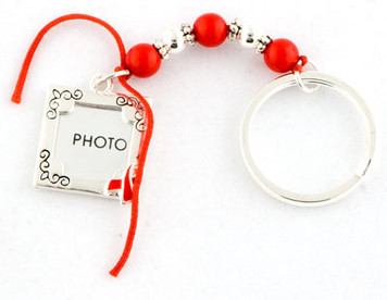 Red Ribbon Keychain FREE Shipping!