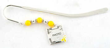 Yellow Ribbon Bookmark