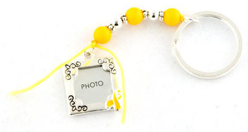Yellow Ribbon Key Chain FREE Shipping!
