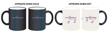 March of Dimes March for Babies Color Change Mug