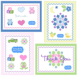 March of Dimes Every Baby Has A Story Note Cards