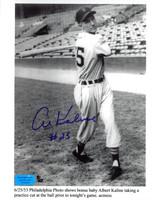 Al Kaline Autographed 8x10 Photo - Limited Edition #25 1953 Rookie Season