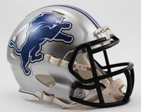 Detroit Lions Riddell Mini Speed Helmet 2009-16