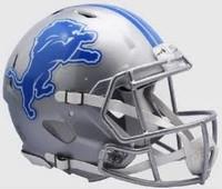 Matthew Stafford Autographed Detroit Lions Authentic Speed Helmet (Pre-Order)